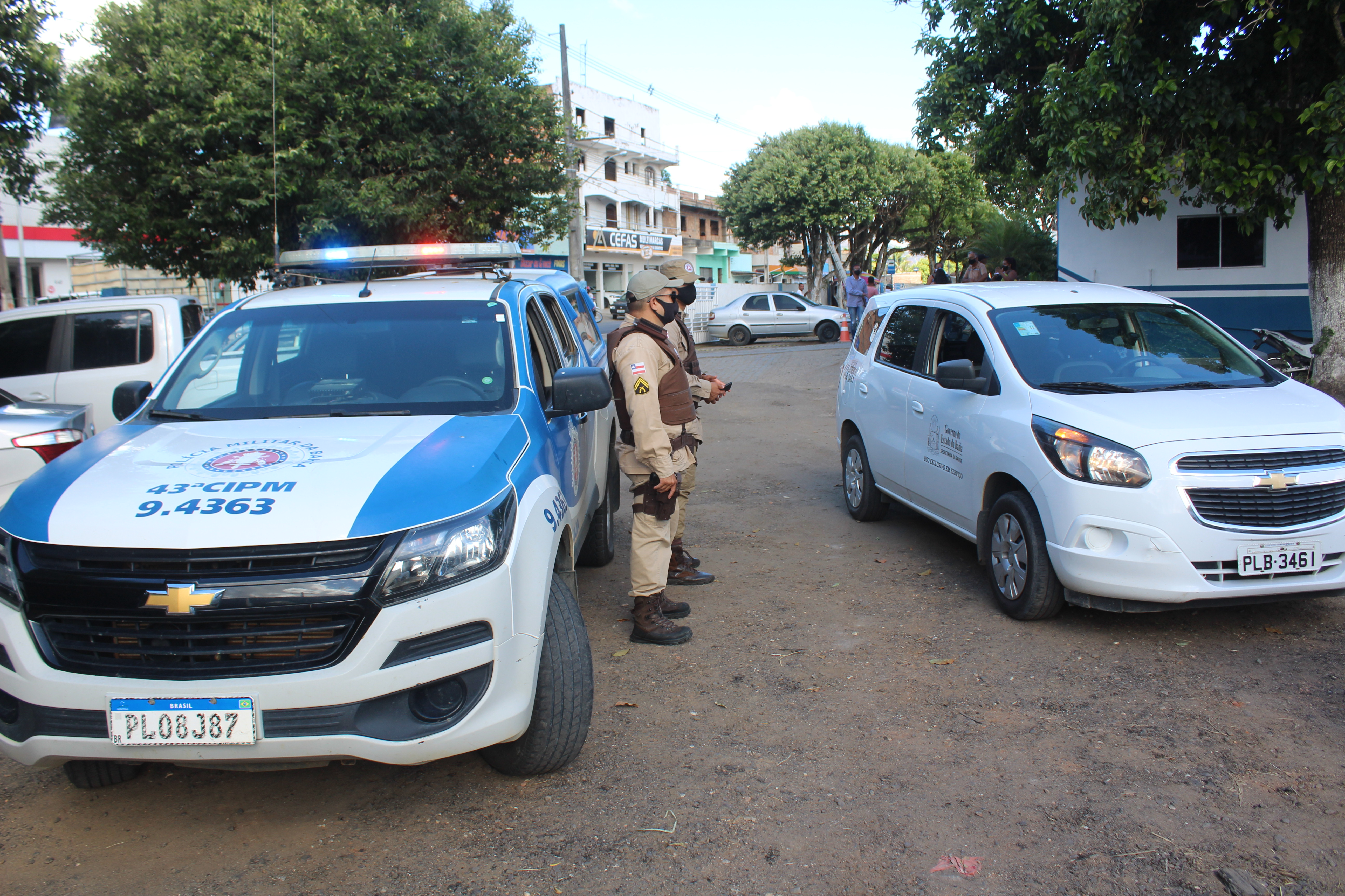 Prefeitura de Itamaraju recebe primeiras doses de vacinas da CoronaVac