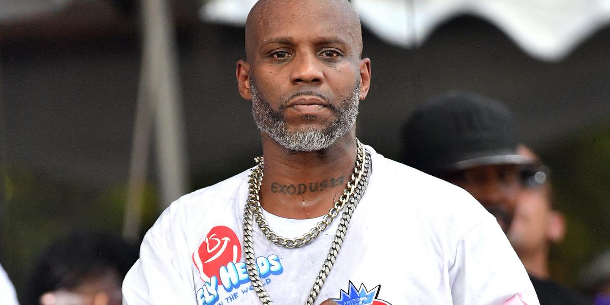 Rapper DMX morre aos 50 anos após parada cardíaca