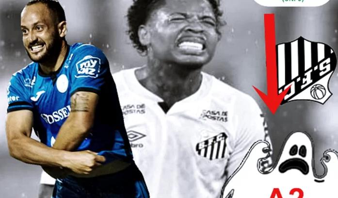 Torcida do São Bento faz vaquinha para incentivar atletas a ganhar do Santos e evitar queda